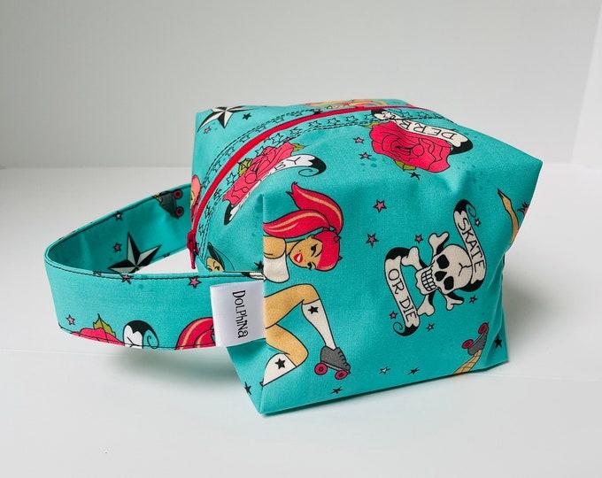 Box bag - Sk8tr girl