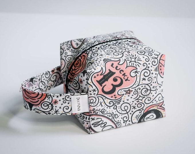 Box bag - Rad Rockabilly tats