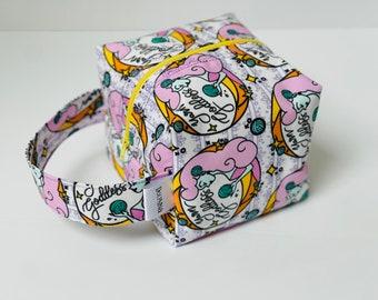Box bag - Yarn Goddess
