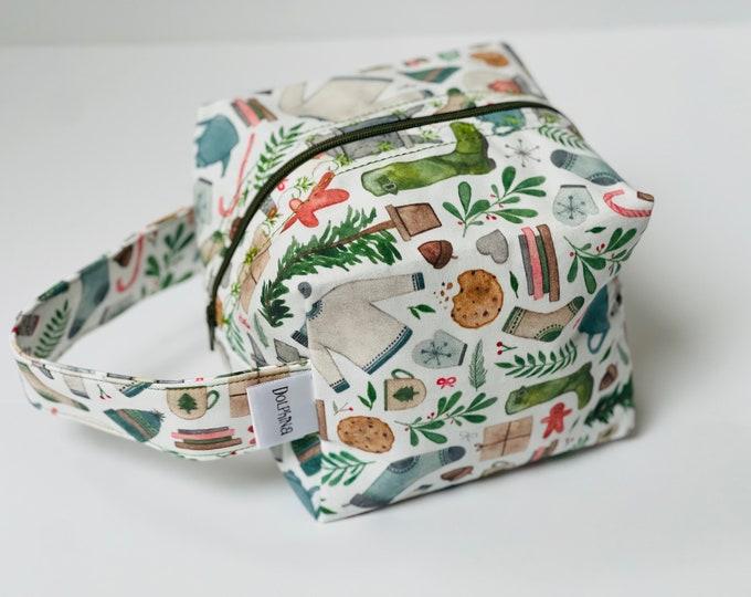Box bag - Cozy Christmas