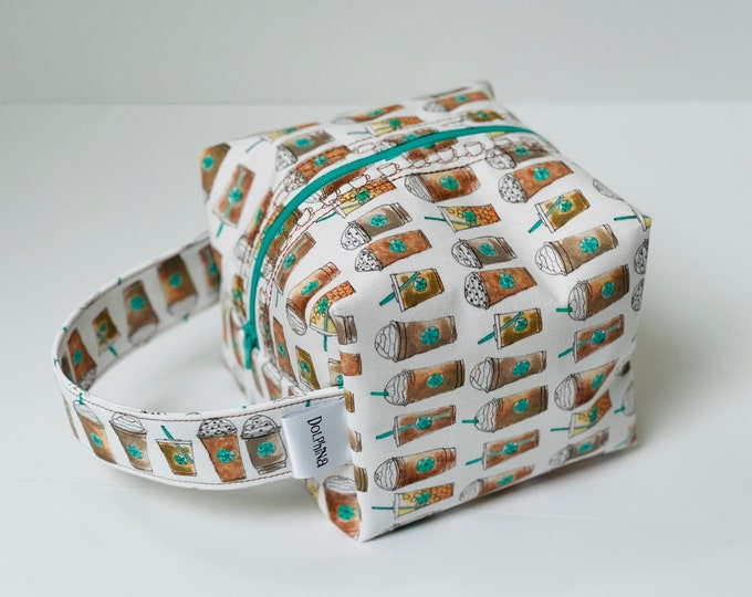 Box bag - Coffe cup line up