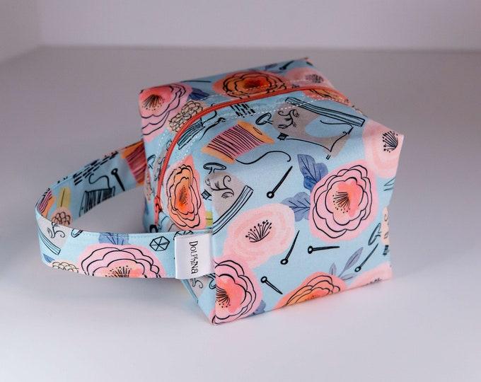 Box bag - Sew Floral