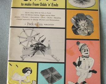 1967 Gifts to Make from Odds N Ends