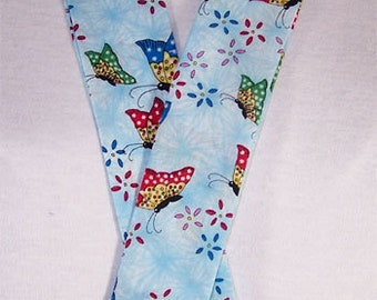 Pretty Butterflies Neck Cooler For Hot Weather
