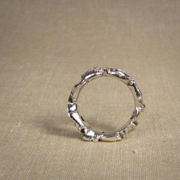 Poppy Ring II 14K  Made to Order image 2