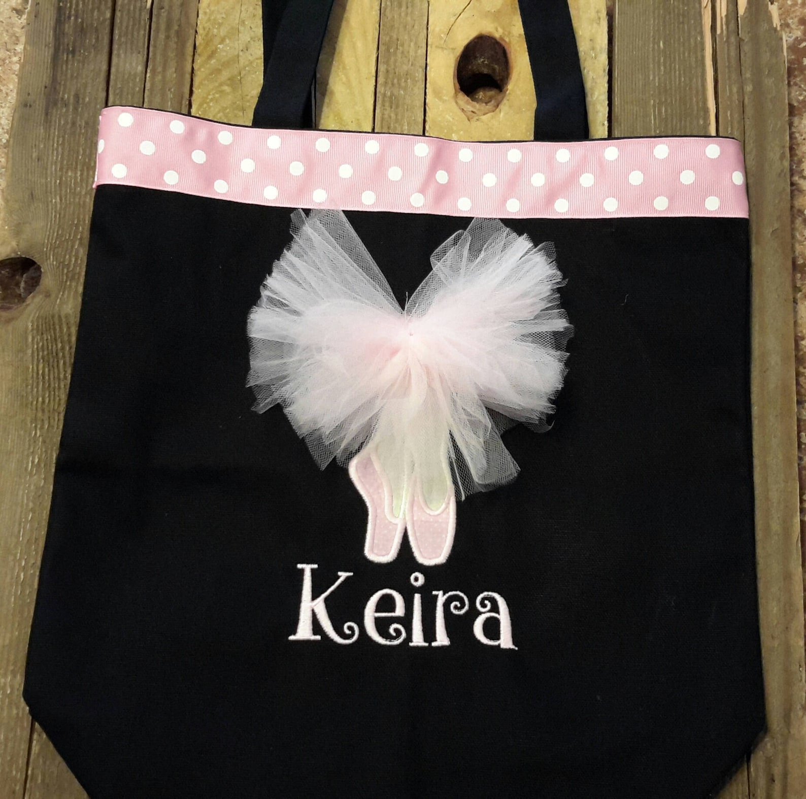 dance bag,personalized monogrammed dance bag,ballet bag, personalized ballet bag, girl dance bag