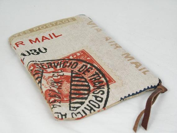 Timbre couleur Vintage pochette Clutch