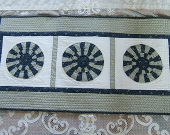 Blue and White Table Runner (item # 260)