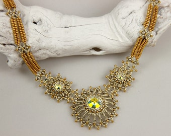 Soley Soley (beaded necklace)/ PDF file
