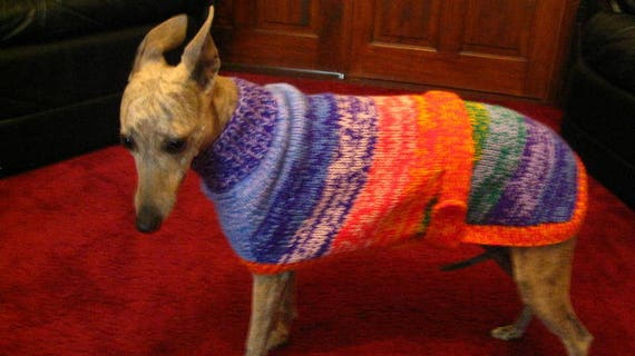 Knitted Whippet Coat Knitting Pattern Download Etsy