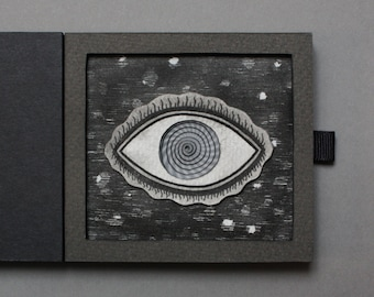 The All-Seeing Eye - Moveable Book