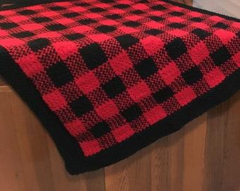 Mr MacGregor Blanket PDF Knitting Pattern