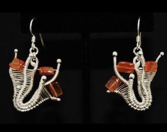 Flames of Us Earrings