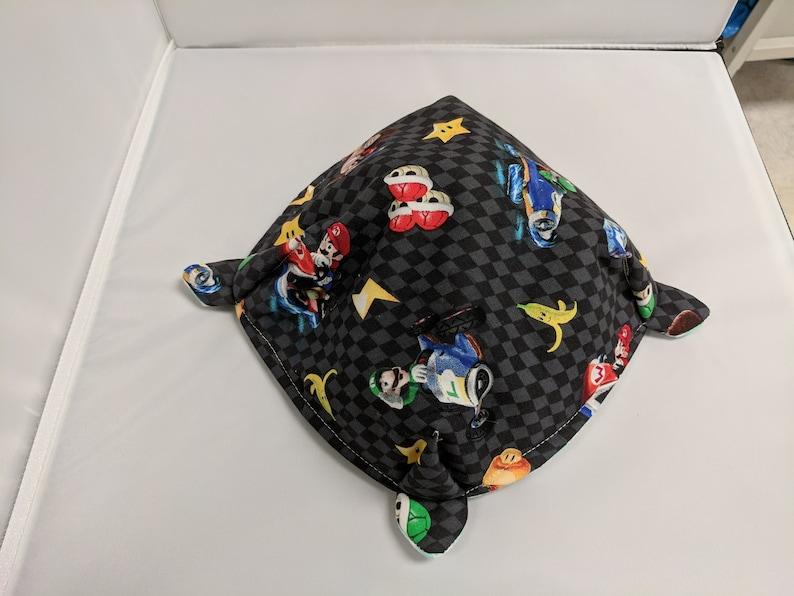 Mario Kart Microwave Bowl Holder