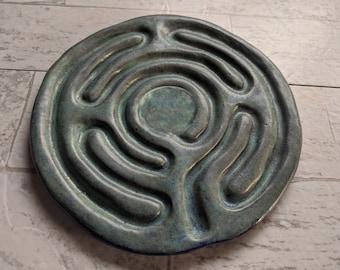 Finger Labyrinth