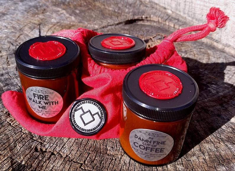 Twin Peaks Candle Gift Set image 0