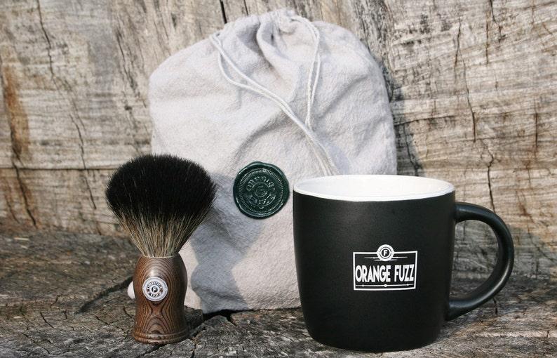 Ceramic Mug Shave Kit image 0