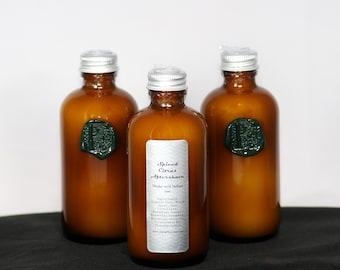 Large Spiced Citrus Aftershave