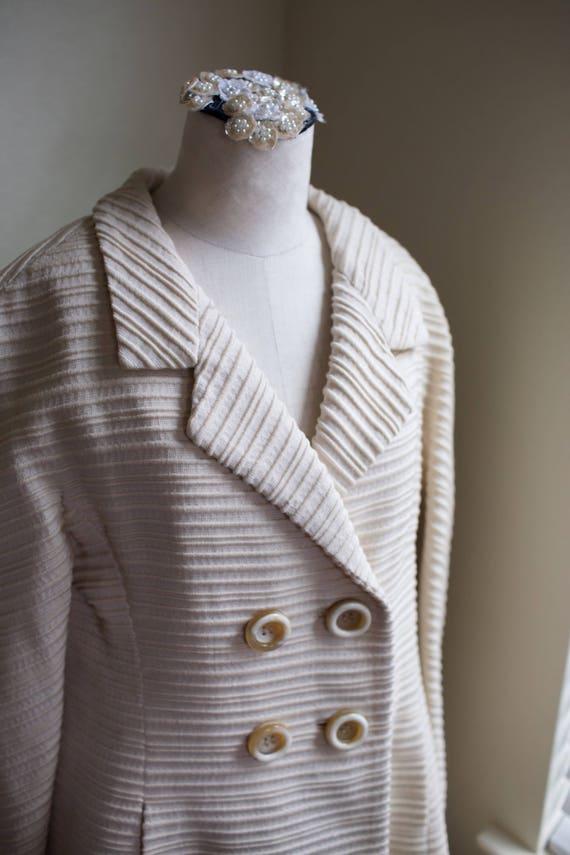 Vintage 1960s Galanos coat