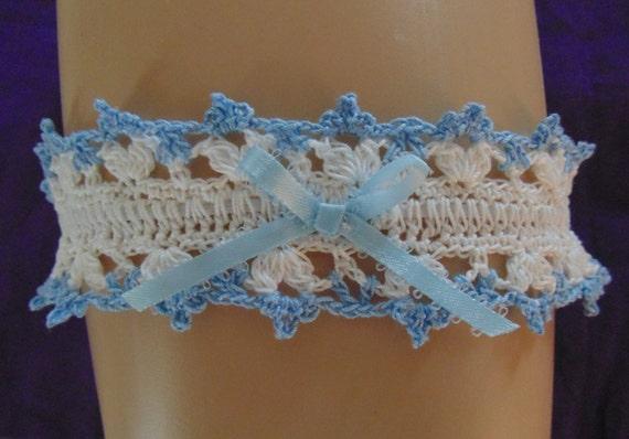 Bridal Garter Crochet Pattern Etsy