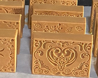 Jewelweed  & Oatmeal Soap -Soothing Soap for Poison Ivy, Itchy Skin, Irritations-made with wild-hand gathered-jewelweed