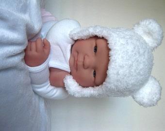 005def142 Bear ear flap hat | Etsy