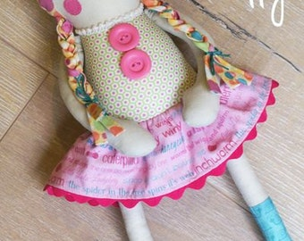 Miss Melly Dolly Pattern