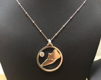 Hilton Head Island Pendant Necklace
