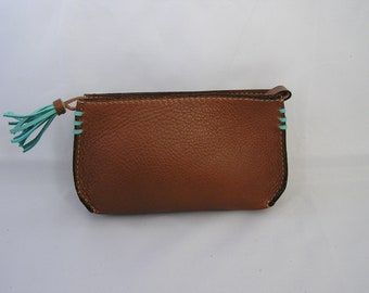 Leather Make-up Case
