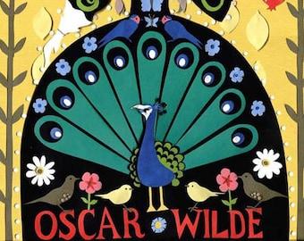 The Birthday of the Infanta - Limited Edition Print - Oscar Wilde Illustration - Fairytale Art Print - Art Noveau Print - Oscar Wilde Print