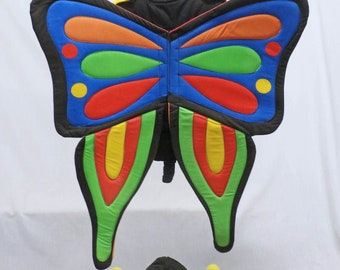Kids Butterfly, Butterfly Costume, Kid Butterfly Outfit, Butterfly Dress Up, Kids Insect Costume, Rainbow Butterfly, Mariposa,