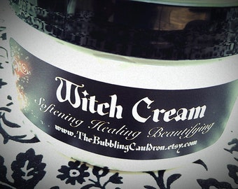 Choose Your Scent - Witch Cream - Witch Lotion -  Quite Bewitching - Gothic Body Cream