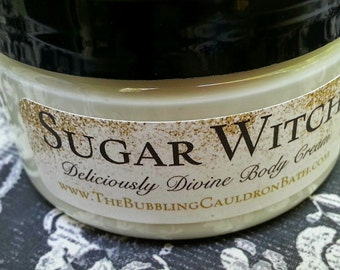 Sugar Witch - Deliciously Divine Body Cream