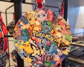 Pokemon Ornament