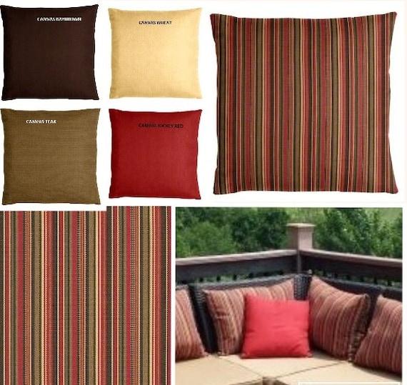 SUNBRELLA BLOX SLATE  Custom Replacement cushions indoor//outdoor