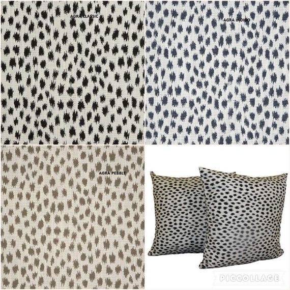 Sunbrella indoor//outdoor Pillow AGRA