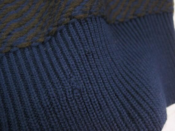 Kansai Yamamoto Walrus Sweater Vintage Retro 80s/… - image 3