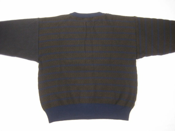 Kansai Yamamoto Walrus Sweater Vintage Retro 80s/… - image 10
