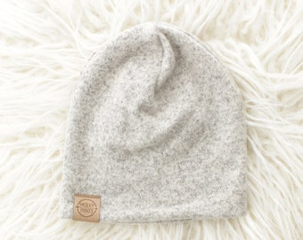 Grey baby hat  5e5dac6bbf2
