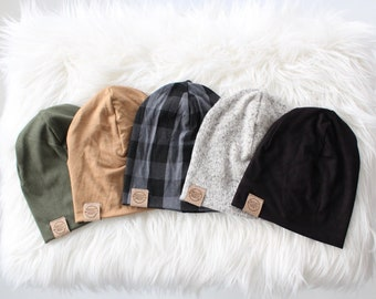 f8f3dc6d654 Slouchy style beanie your choice of color