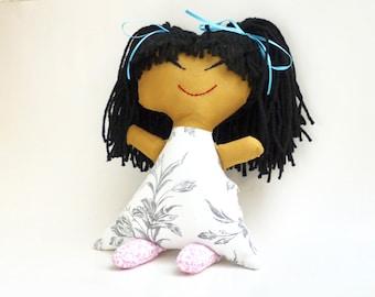 Handmade Asian Rag Doll