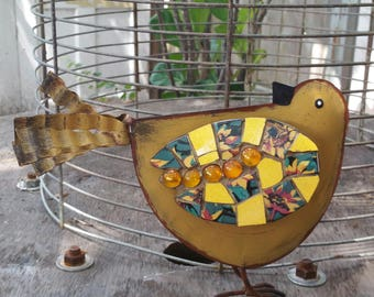 Yellow Birdie Bird