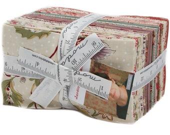 Jardin de Versailles 40 Fat Eighth Bundle by French General for Moda Fabrics 13810F8