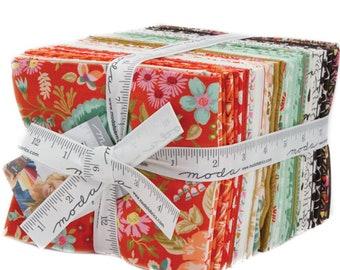 Meraki 34 Fat Quarter Bundle by BasicGrey for Moda Fabrics 30490AB