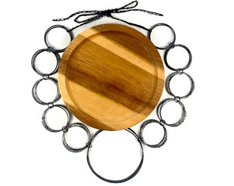 WHIRL Statement Necklace