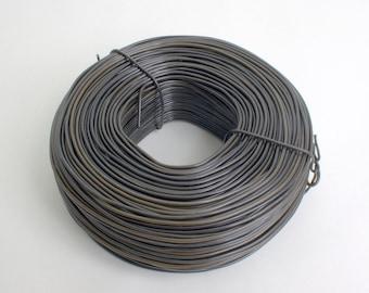 16-gauge Dark Annealed (Rebar Tie) Wire, 3.5 lbs. (WIRE-16G)
