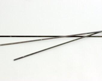 10-gauge (.135) dark annealed wire, 3 1-foot lengths (WIRE-10GL)