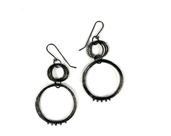 WHIRL Statement Earrings