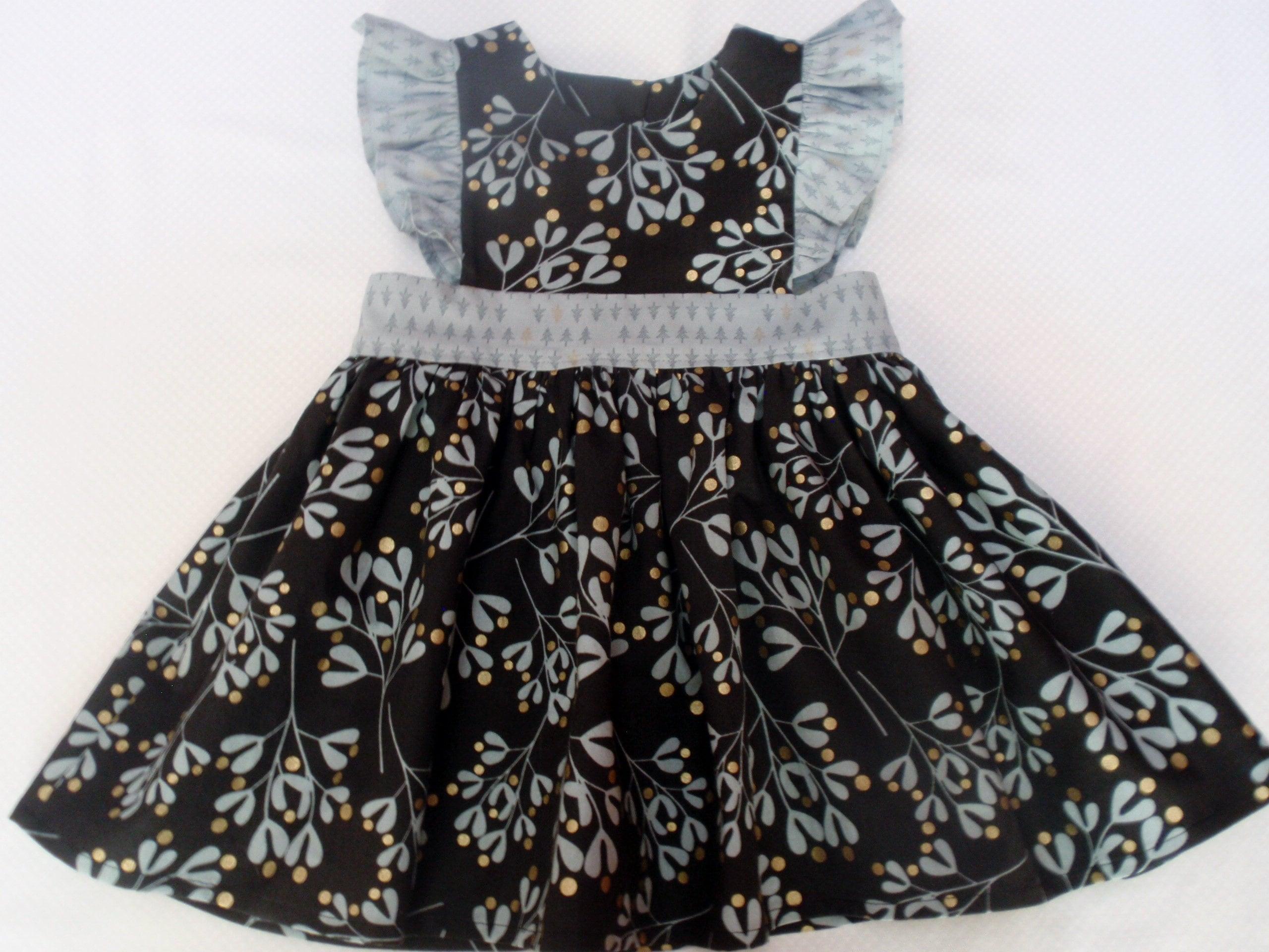 189798a052322 Baby's 1st Christmas Dress Toddler Christmas Dress Girls | Etsy