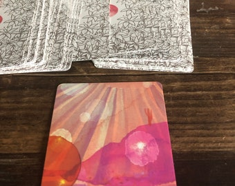 Oracle Card Reading - same day reading and Card mailed to you!